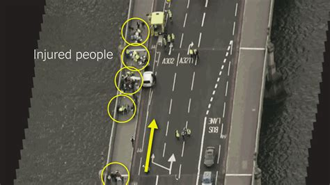 The Trail of Terror Across Westminster Bridge - The New
