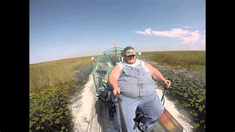 AIRBOATING THE EVERGLADES 11-1-14 - YouTube