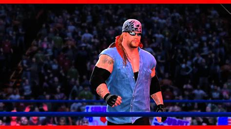 American Badass Undertaker WWE 2K14 Entrance and Finisher