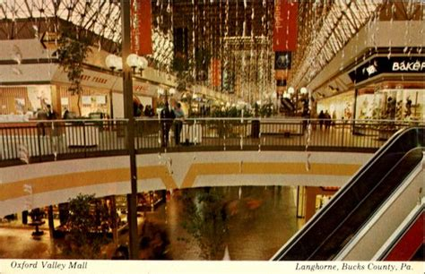 The Oxford Valley Mall, U