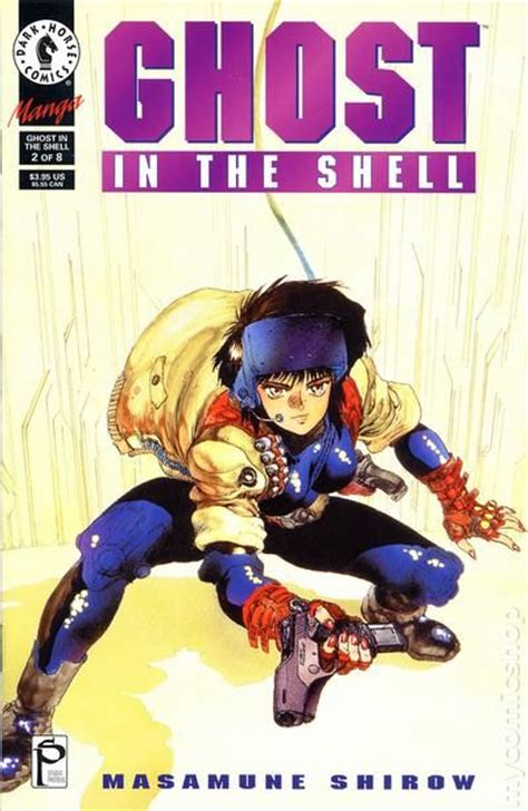 Ghost in the Shell (1995) comic books