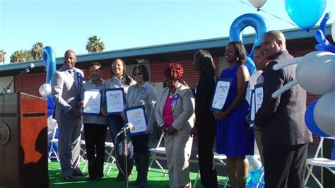 Compton Unified School District National Blue Ribbon