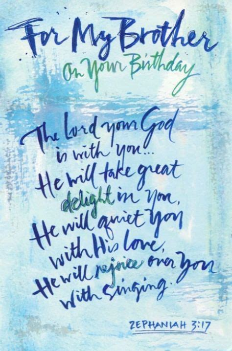 Image result for christian happy birthday brother images