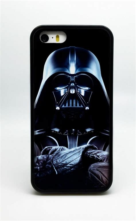 BRAND NEW STAR WARS DARTH VADER BLACK CASE FOR IPHONE 7 6S