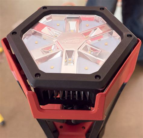New Milwaukee M18 LED Tripod Worklight and Other New M12