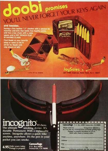 Vintage Tools and Gadgets of the 1970s