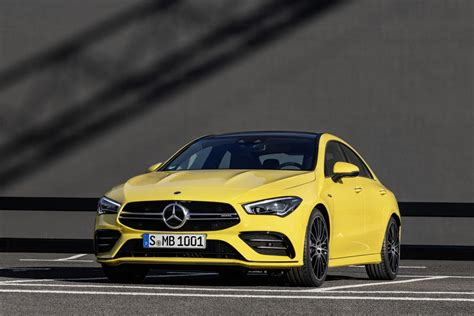 2020 Mercedes-AMG CLA 35 Unveiled With 300 HP And Four