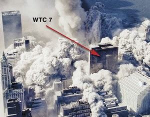 What Happened to World Trade Centre Building 7 on 9/11