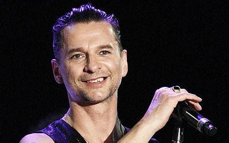 Dave Gahan of Depeche Mode diagnosed with cancerous tumour