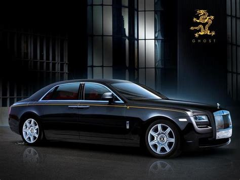 2012 Rolls Royce Ghost EWB Year Of The Dragon Review - Top