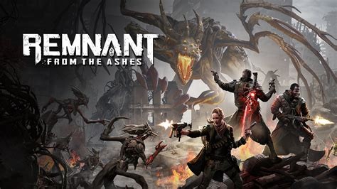 Remnant: From the Ashes Is Out August 20th, Developed by