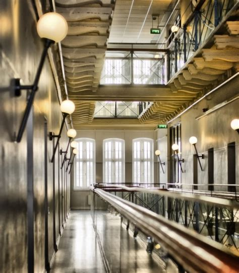 Do you dare spend a night in these prison hotels