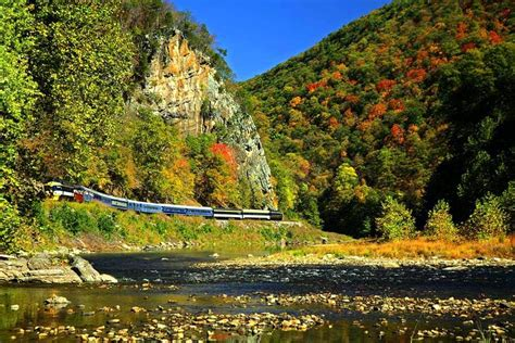 4 Epic Train Rides In West Virginia That Will Give You An