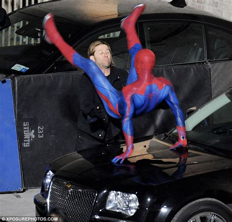 Spider-Man Set Pictures Galore! - SuperHeroHype