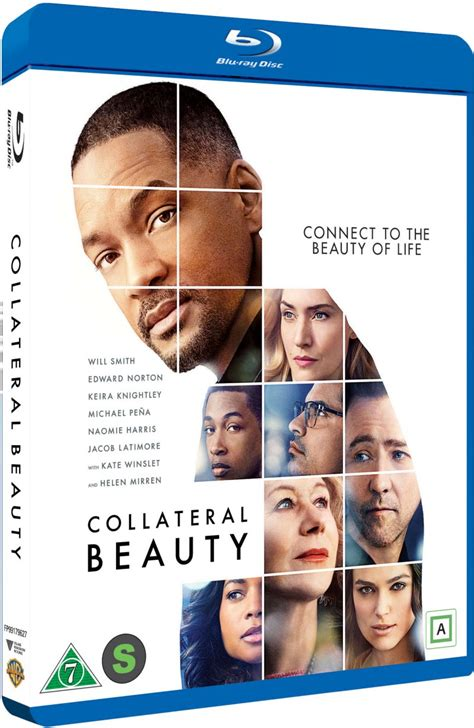Skønheden I Alting / Collateral Beauty   Blu-Ray Film