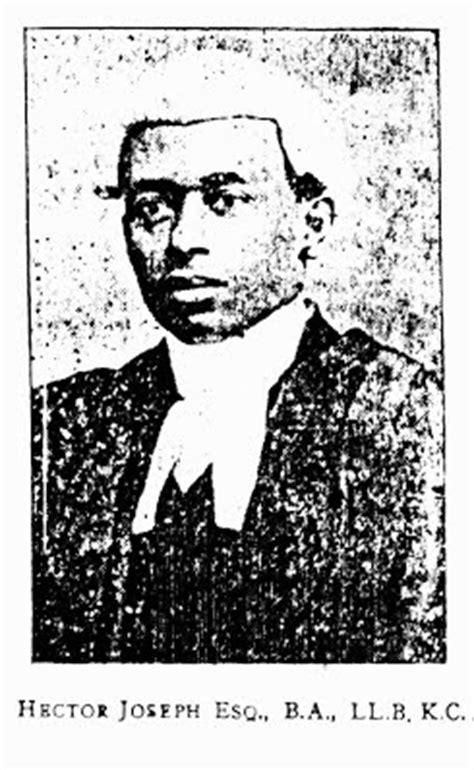 'All but unique' - a Black Jamaican lawyer in the British