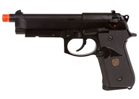 WE M9A1 Full Metal Gas Blowback Airsoft Pistol