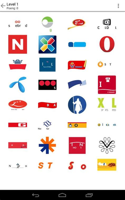Logo Quiz Norge APK Download - Free Puzzle GAME for