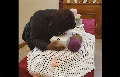 Heartbroken Mom Holds Funeral for 14-Week-Old Miscarried