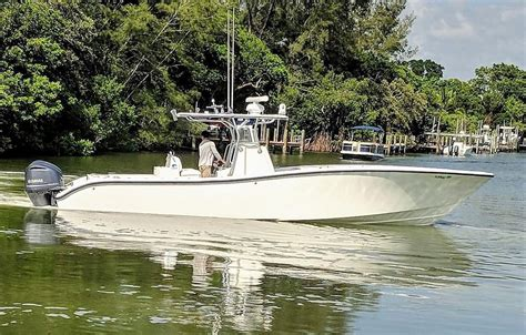 2012 Yellowfin 36 Offshore CC Power Boat For Sale - www