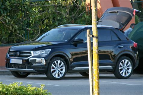 This is our best look yet at the Volkswagen T-Roc SUV by