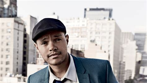 Trevor Noah on Taking Over The Daily Show   Vogue