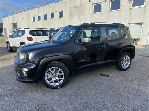 Brugt Jeep Renegade 1,3 T 150 Limited First Editon DCT til