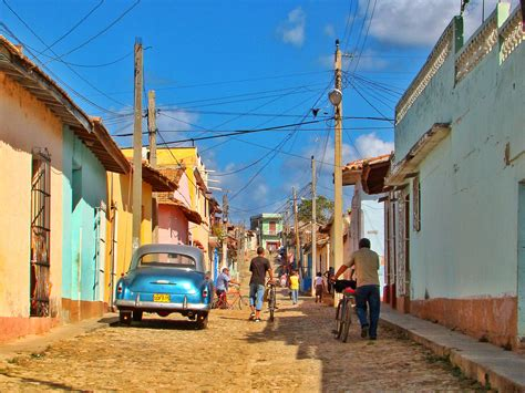 Go on a day trip to picture perfect Trinidad, Cuba - WORLD