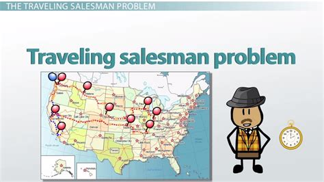 The Traveling Salesman Problem in Computation - Video