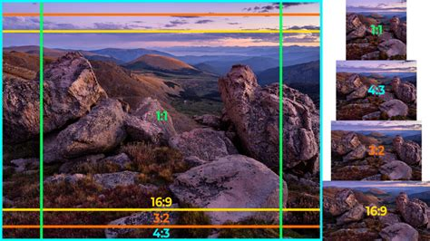 What is Aspect Ratio and How to Use It in Photography