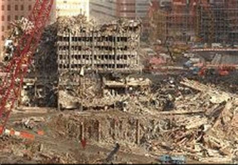 Why Didn't WTC #5 & #6 Collapse?