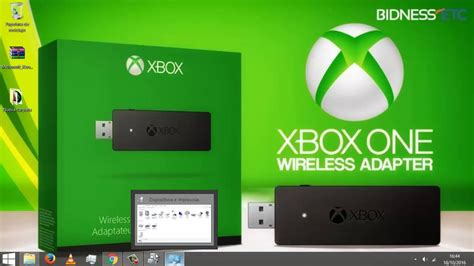 Drivers del xbox one wireless adapter para windows 7/8/8