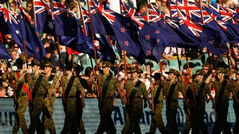 Should German migrants be permitted to march on Anzac Day