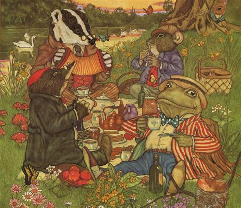 """Scholar calls 'The Wind in the Willows' a """"gay manifesto"""