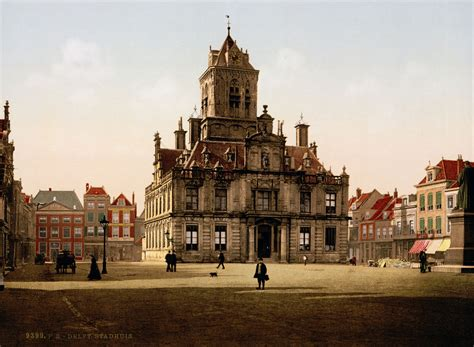 File:Flickr - …trialsanderrors - Town hall, Delft, South