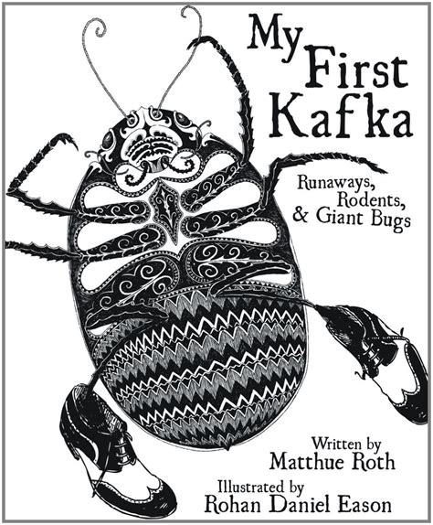 ONCE UPON A BLOG: Kafka for Kids (Very Different Sorts of