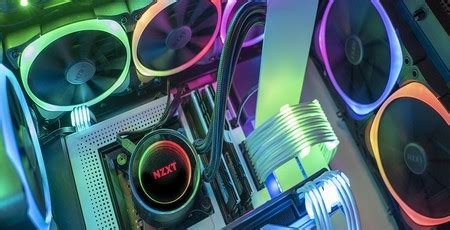 NZXT Hue 2 RGB Lighting Kit & Accessories Video Review