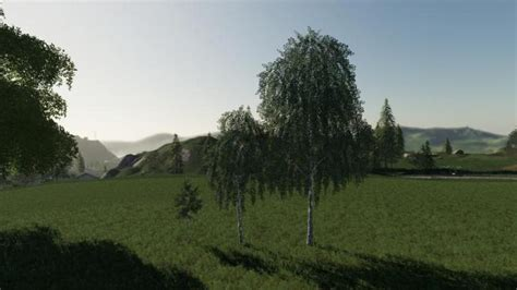 FS19 – Pleacable Trees Pack V2 | Simulator Games Mods