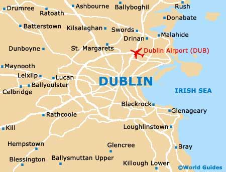 Dublin Tourist Attractions and Sightseeing: County Dublin