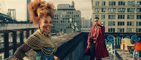 """Janet Jackson Premiers Cultural """"Made For Now"""" Single With"""