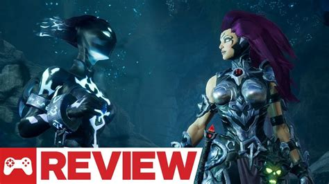 Darksiders 3 Review - YouTube