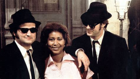 Celebrate the Queen of Soul with 'The Blues Brothers