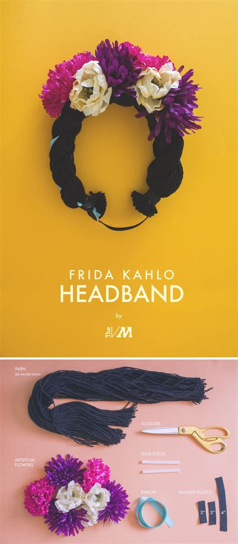 Frida Kahlo Headband Pictures, Photos, and Images for