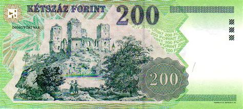 Hungarian forint - currency – Flags of The World