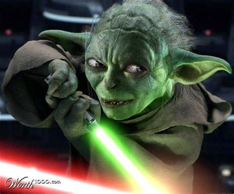 Gollum Yoda - and Andy Serkis will be in Episode VII