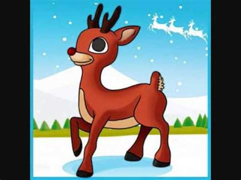 Rudolph the Red Nosed Reindeer (In Spanish with Lyrics