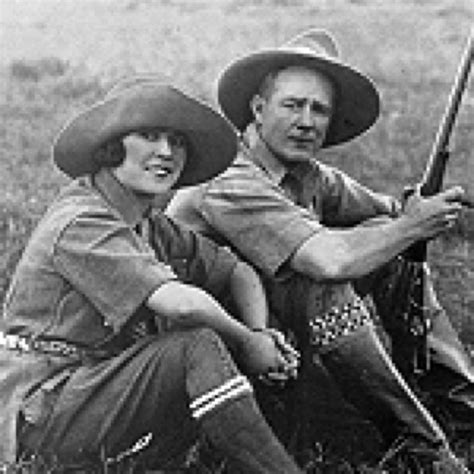 Osa and Martin Johnson | Out of Africa | Pinterest