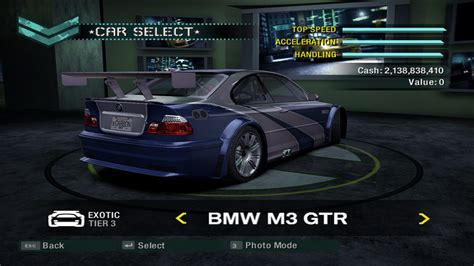 Need For Speed Carbon Super global mod (7/7/2017 version
