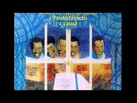 The Temptations - Rudolph The Red-Nosed Reindeer - YouTube
