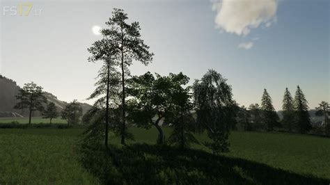 Placeable Trees Pack v 2